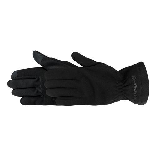 Manzella Men's Tahoe 2.0 Ultra Gloves Black