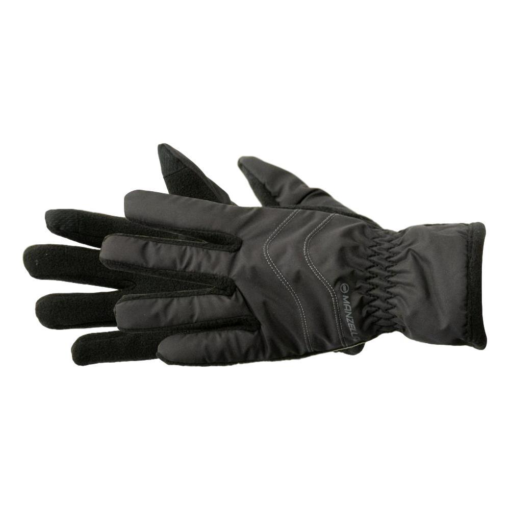 Manzella Kids Frisco TouchTip Gloves BLACK