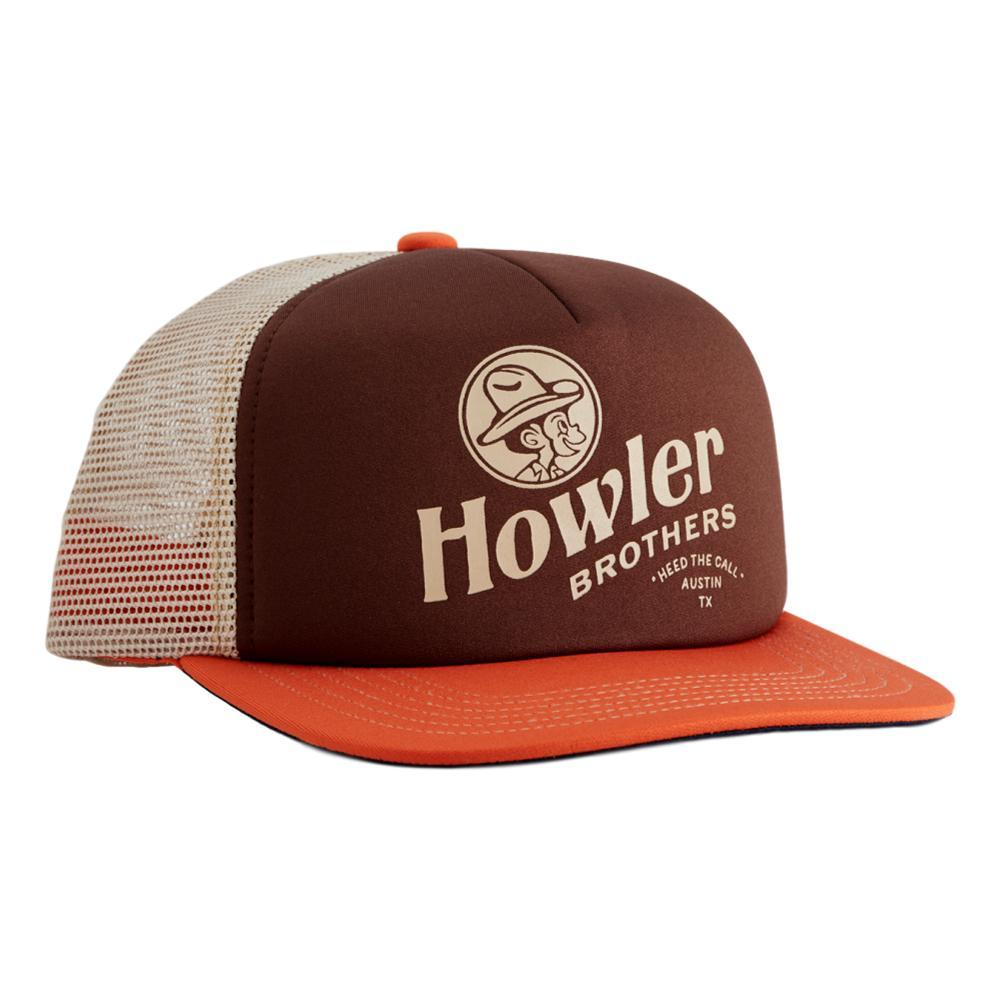 Howler Brothers El Monito Seal Snapback Hat COFFEEPUMP