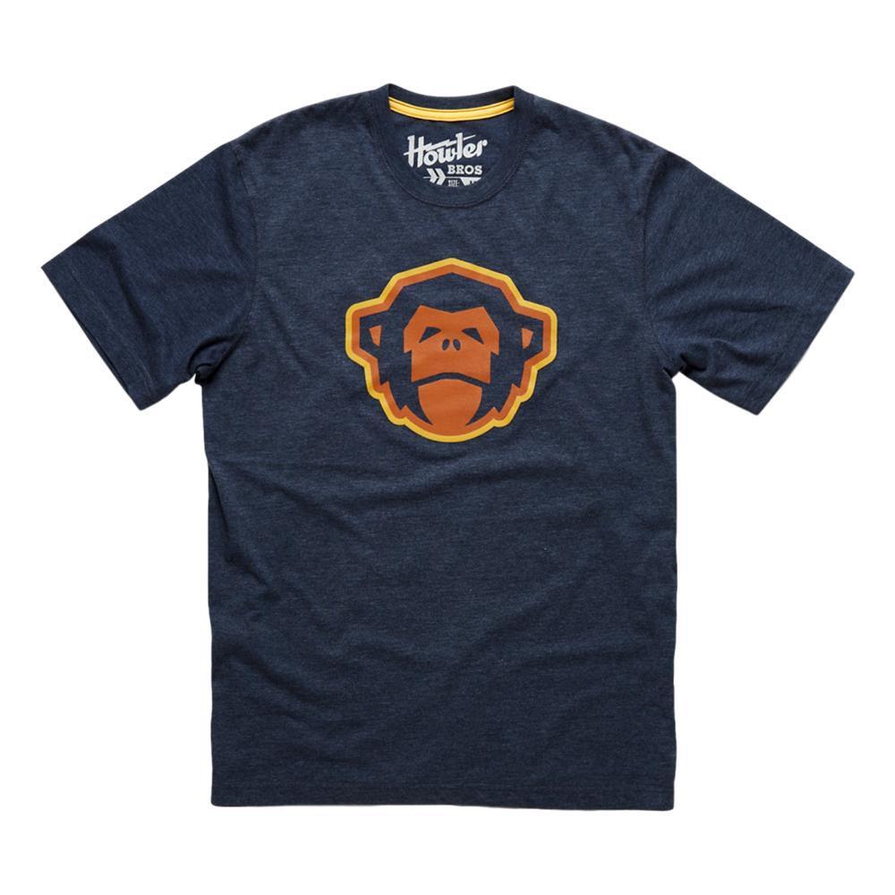 Howler Brothers Men's El Mono T-Shirt NAVY