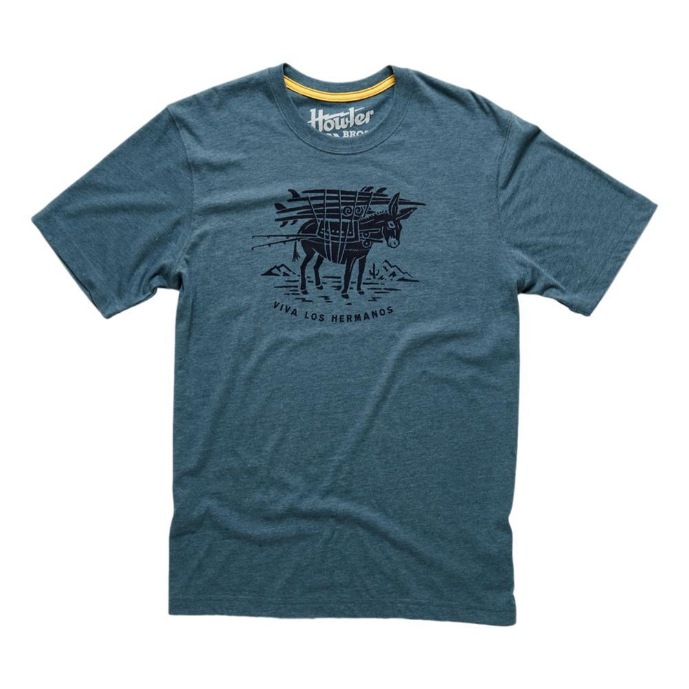Howler Brothers Howler Burro T-Shirt INDIGO