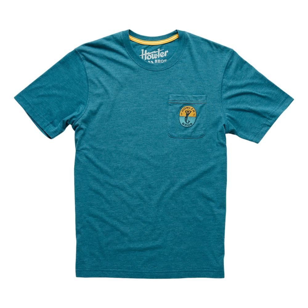 Howler Brothers Howler Siren Pocket T-Shirt PETROL