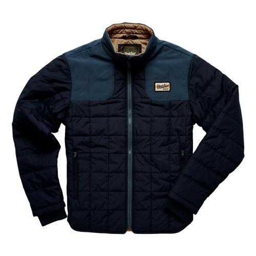 Howler Brothers Men's Merlin Jacket Blue_ibp