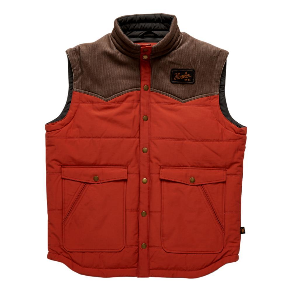 Howler Brothers Men's Rounder Vest RED_RRM