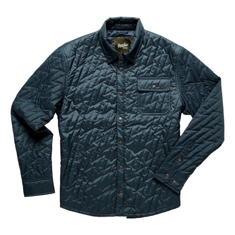 Howler Brothers Men's Lightning Quilted Jacket GLFBBLUE_GLF