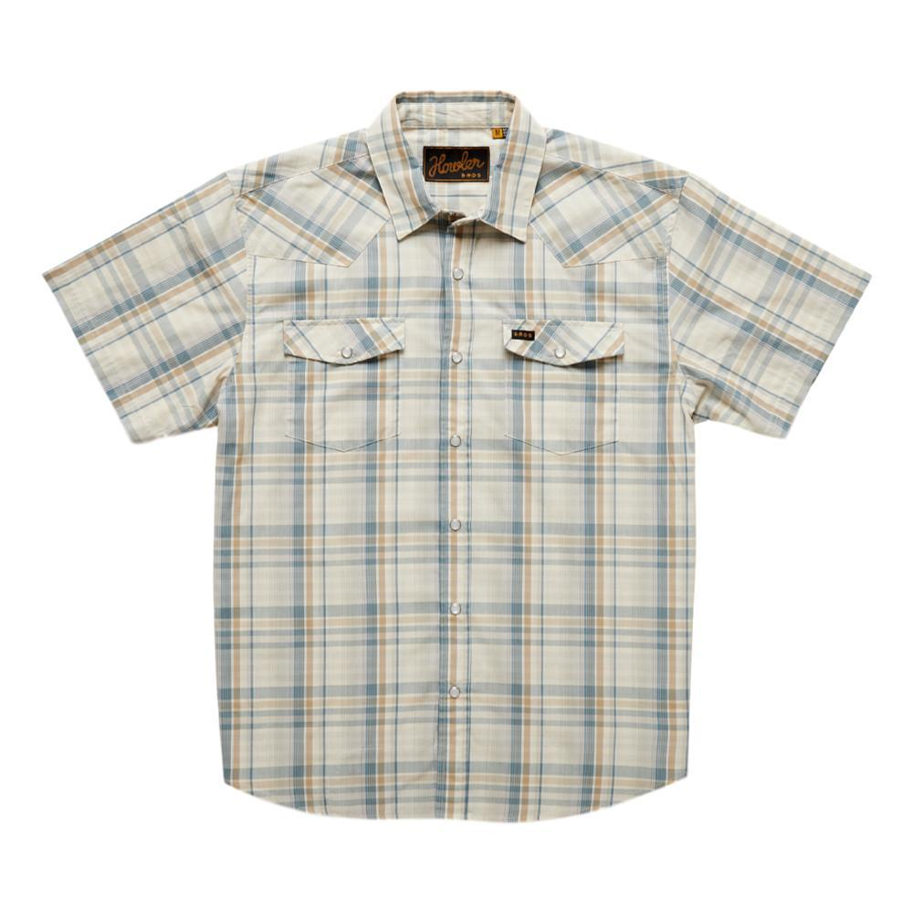 Howler Brothers Men's H Bar B Snapshirt WHITE_PPD