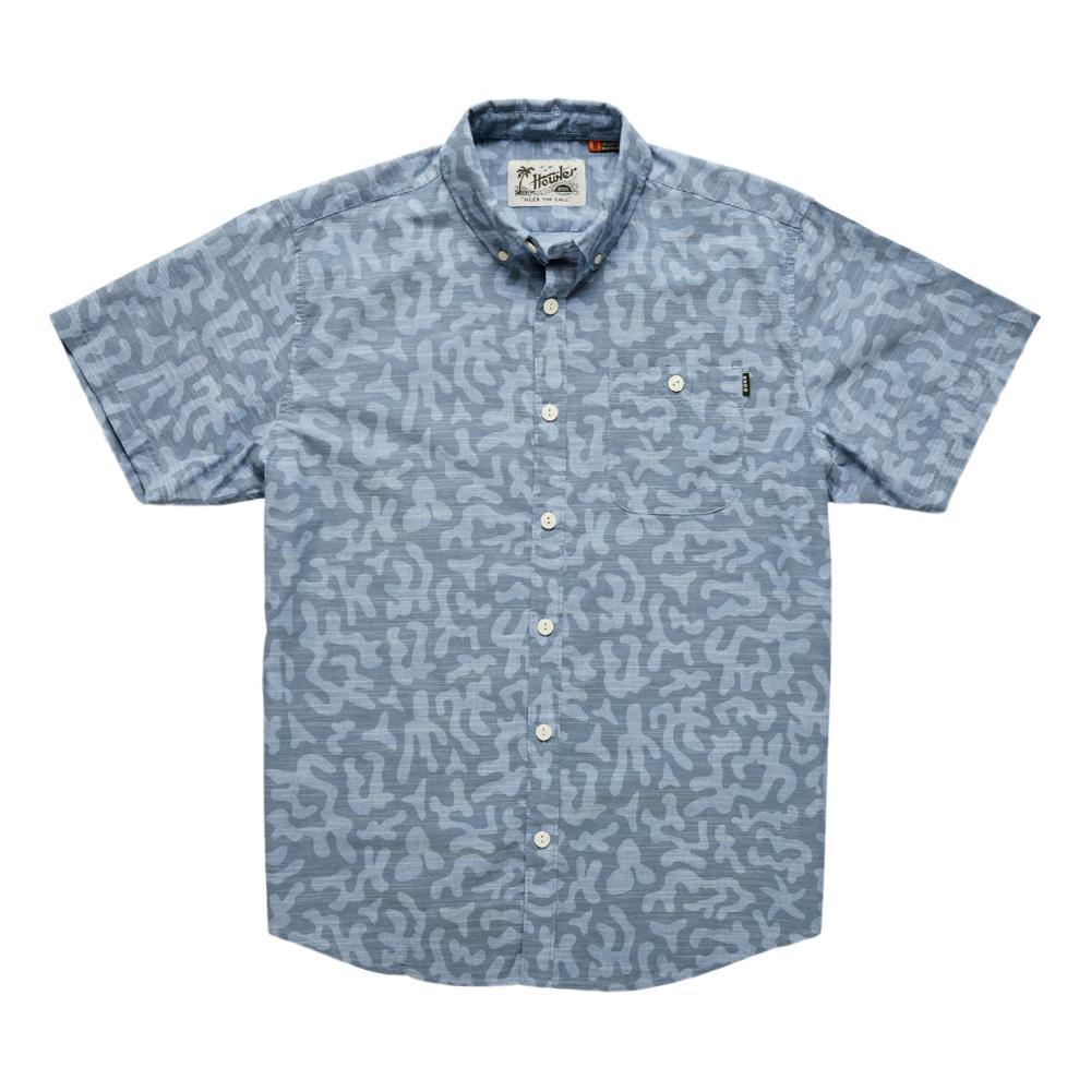 Howler Brothers Men's Mansfield Shirt BLUE_MTB