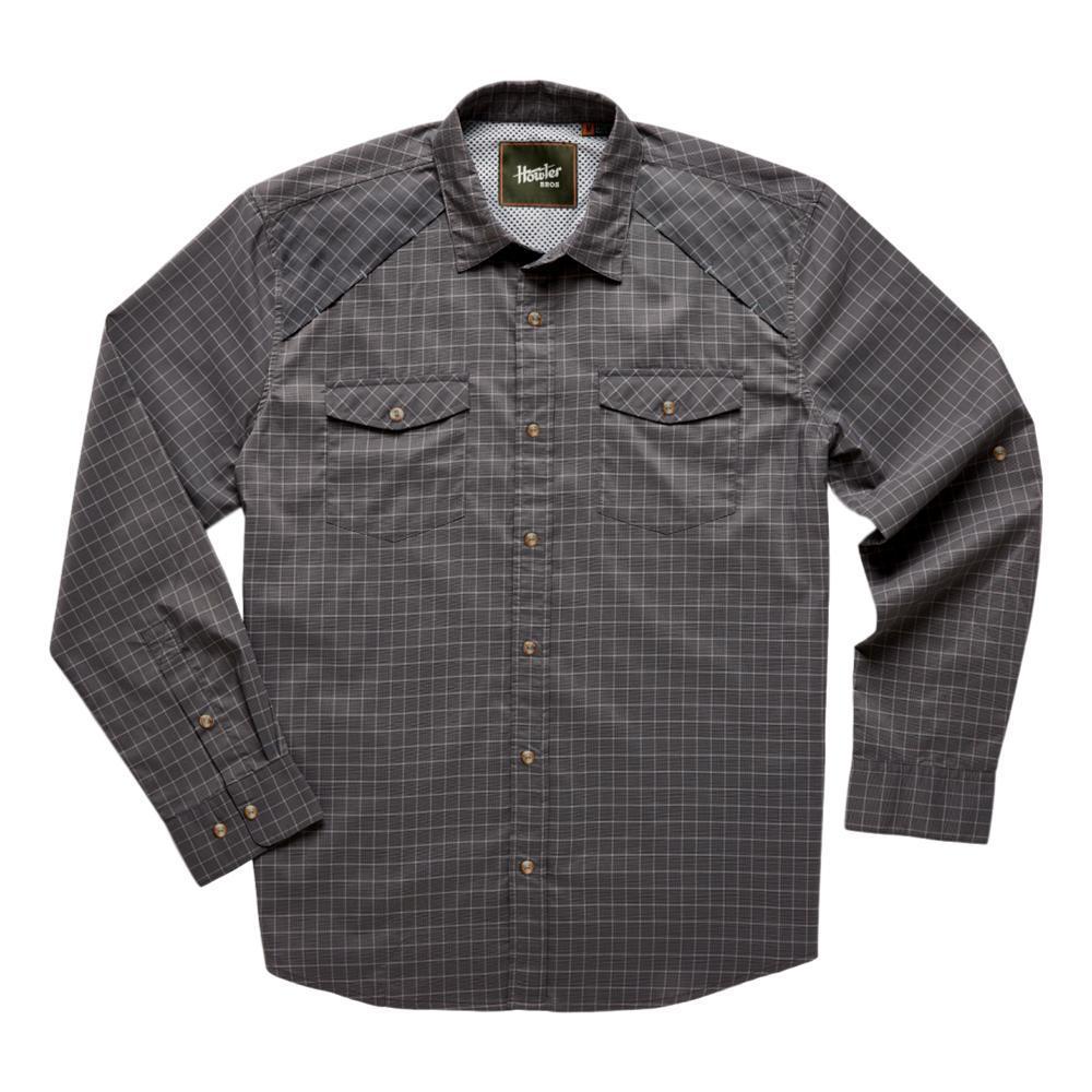Howler Brothers Men's Firstlight Tech Shirt GREY_PCG