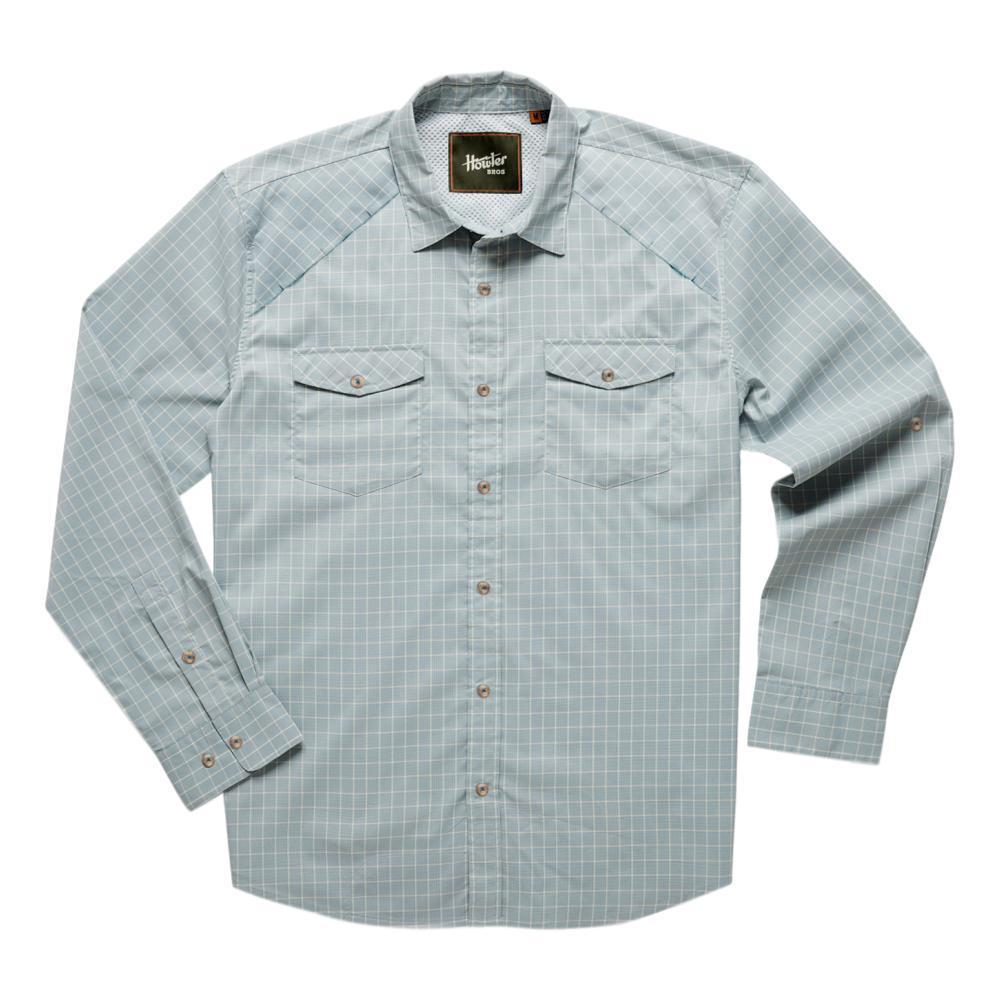 Howler Brothers Men's Firstlight Tech Shirt LTBLUE_PCB