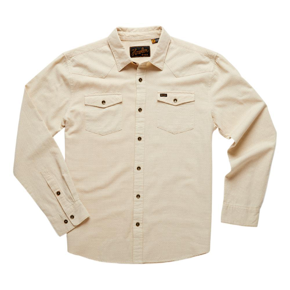 Howler Brothers Men's Sheridan Shirt VANILLA_PPV