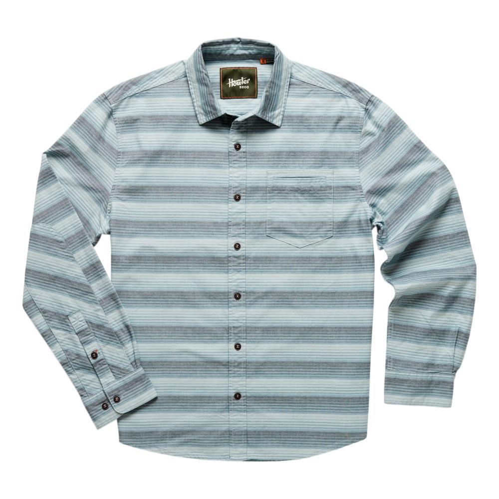 Howler Brothers Men's Enfield Longsleeve Shirt BLUE_ESB