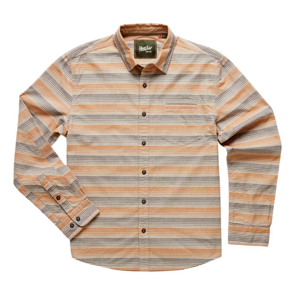 Howler Brothers Men's Enfield Longsleeve Shirt MARIGOLD_ESG