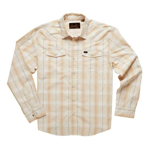 Howler Brothers Men's H Bar B Longsleeve Shirt Prairie_tpp