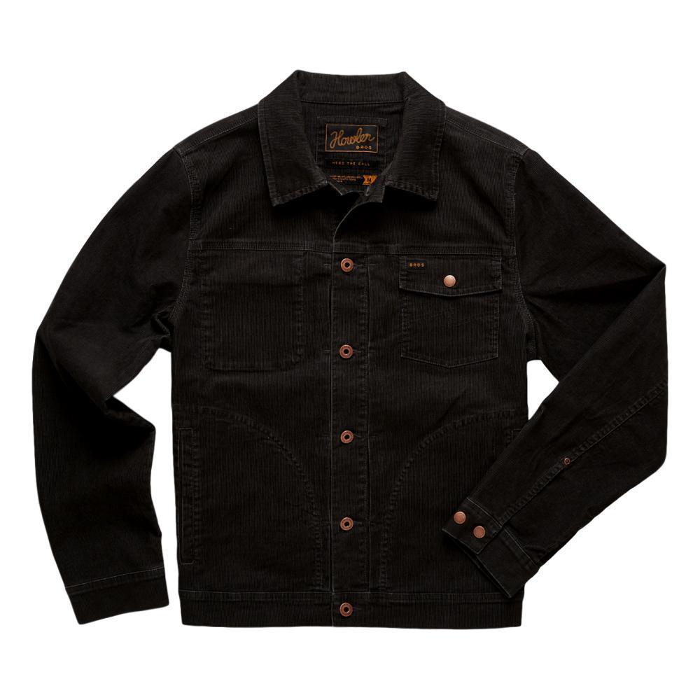 Howler Brothers HB Depot Jacket BLACK_RBC