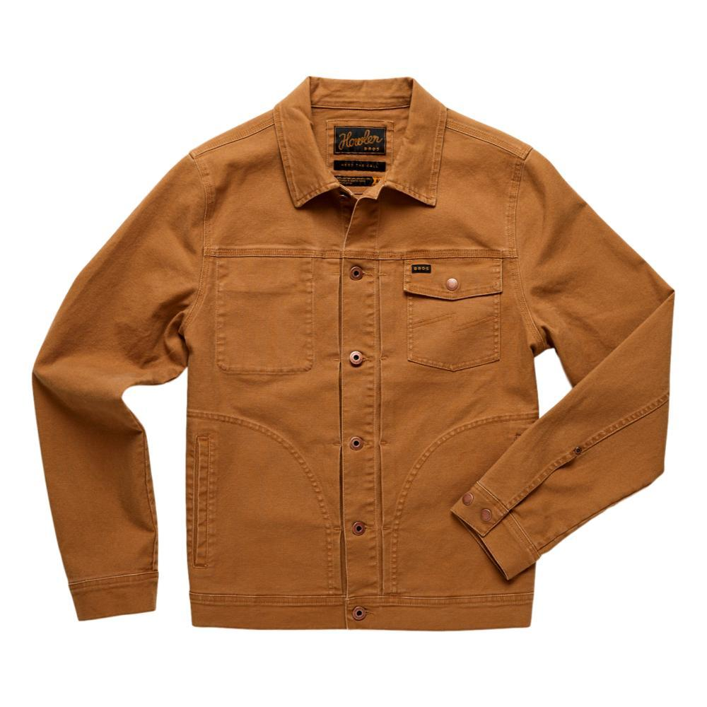 Howler Brothers HB Depot Jacket BROWN_DBC
