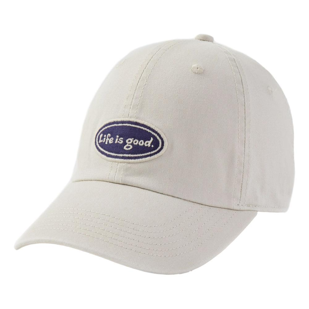 Life is Good Vintage Chill Cap BONE