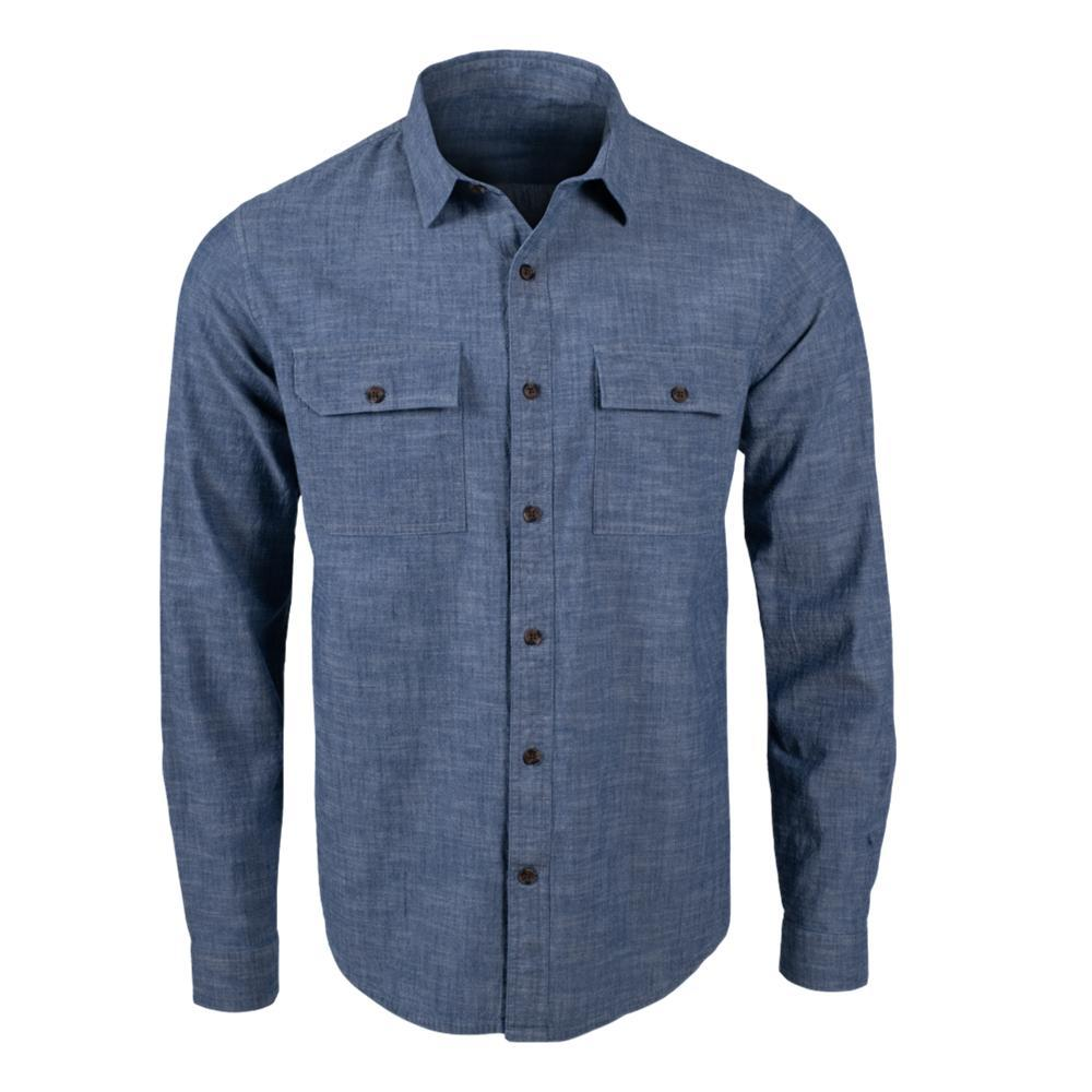 Mountain Khakis Men's High Line Shirt DENIM_A65