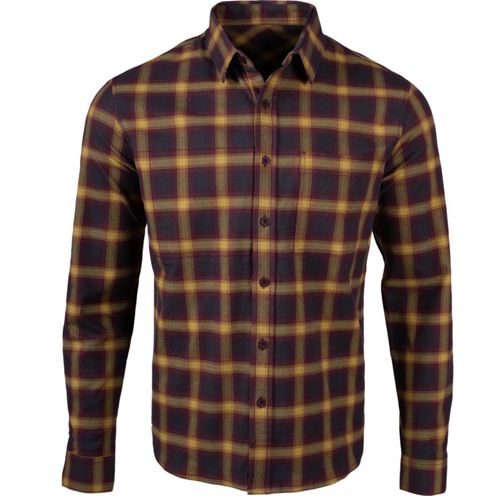 Mountain Khakis Men's Hideout Flannel Shirt WOODLAND_A33