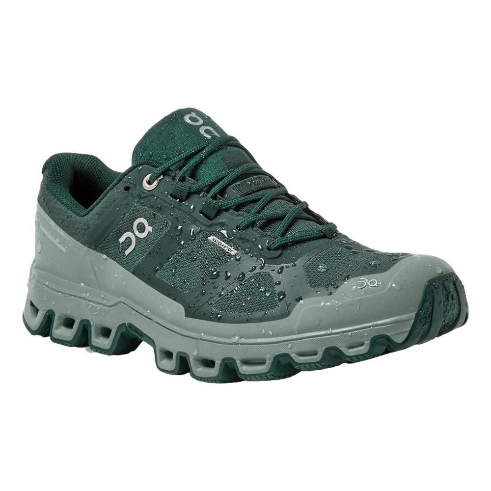 On Women's Cloudventure Waterproof Trail Running Shoes JUNPR.SEA