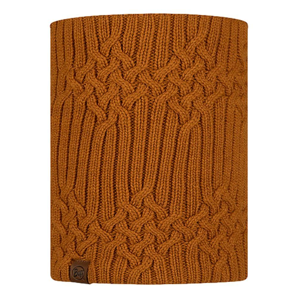 BUFF Original Knitted & Fleece Neckwarmer - Helle Mustard MUSTARD