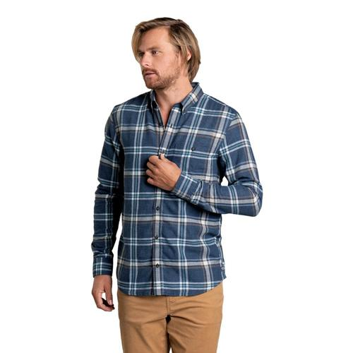 Toad&Co Men's Airsmyth Long Sleeve Shirt Bigsky_485