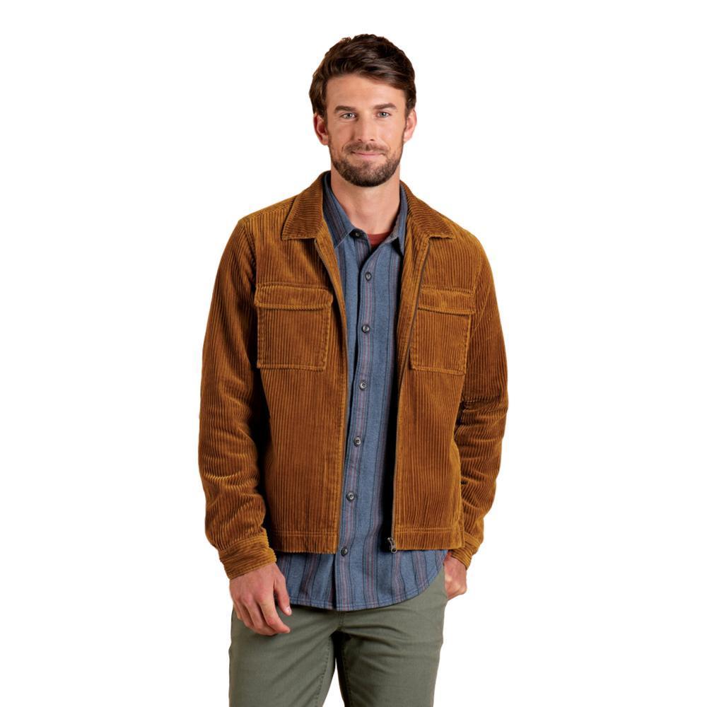 Toad&Co Men's Del Rey Shirt Jacket HUSK_709