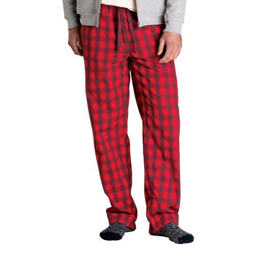 Toad&Co Men's Shuteye Pants Red_649