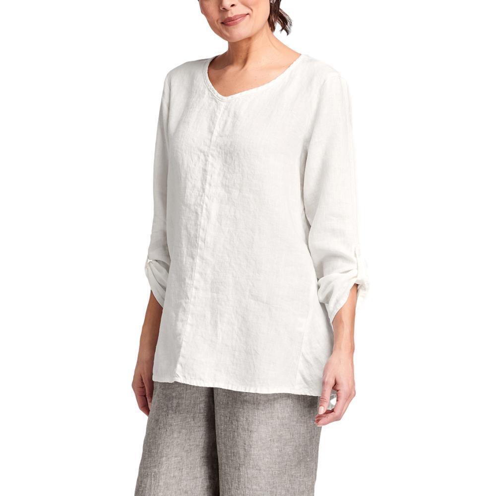 FLAX WomenÕs Flourish Pullover CREAM