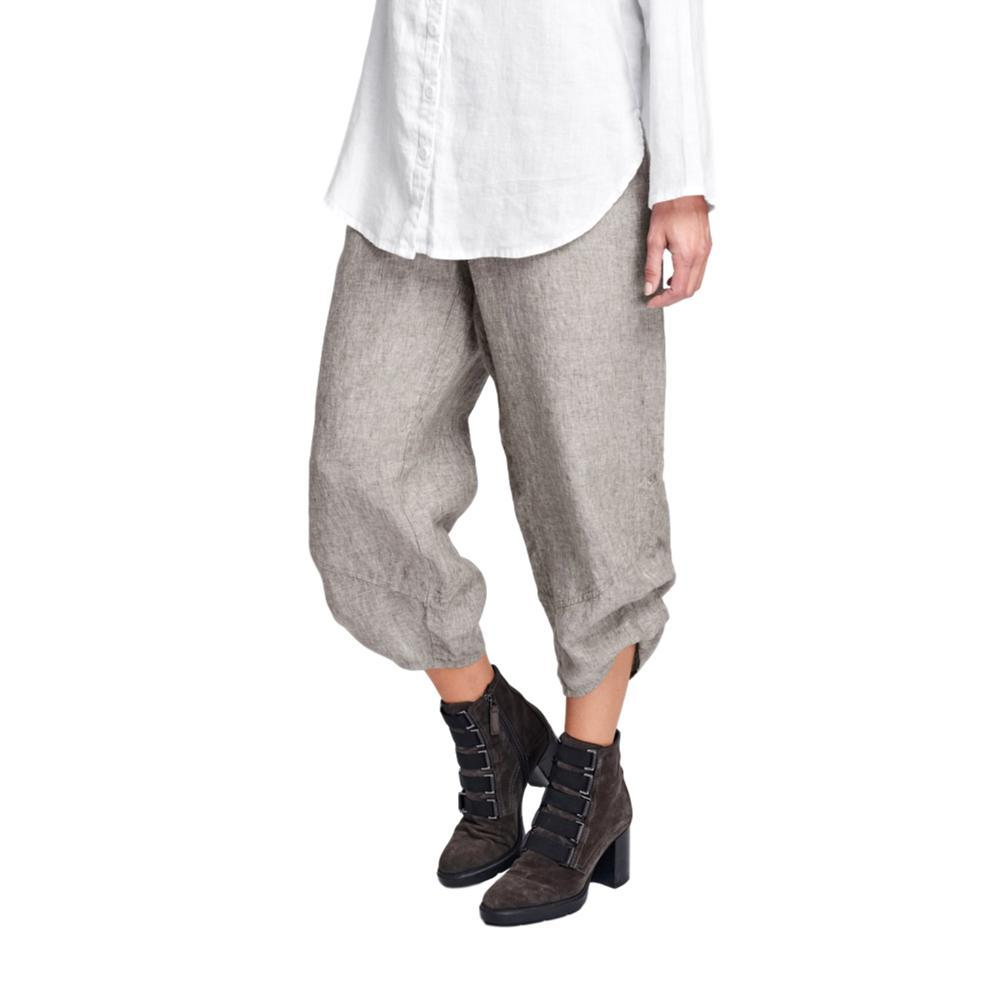 FLAX Women's Multi-Facet Pants MINKYARNDYE