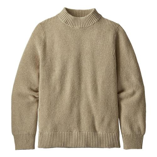 Patagonia Women's Off Country Mock Neck Sweater Natural_nat