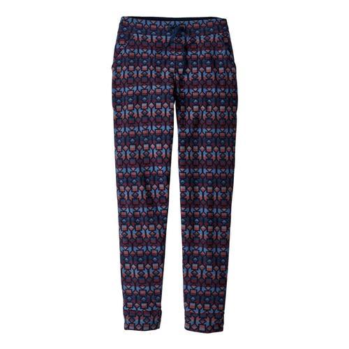 Patagonia Women's Snap-T Fleece Pants Blue_cmsb