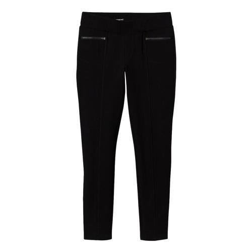 Royal Robbins Women's Lucerne Ponte Slim Leg Pants Jetblack_037