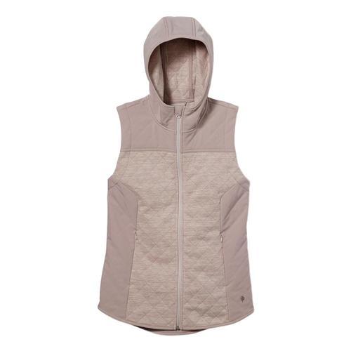 Royal Robbins Women's Shadowquilt Hooded Vest Sphinx_531