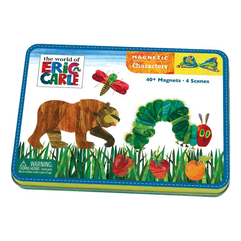 Mudpuppy Eric Carle The Very Hungry Caterpillar & Friends Magnetic Character Set