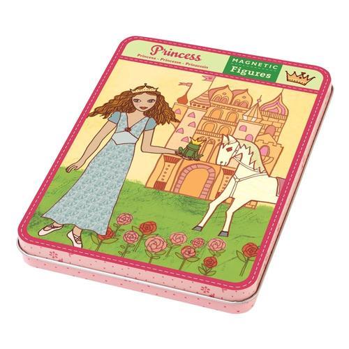 Mudpuppy Princess Magnetic Figures