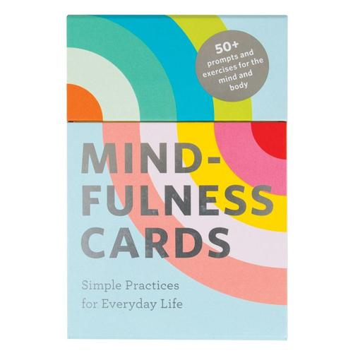 Mindfulness Cards: Simple Practices fo Everyday Life by Rohan Gunatillake