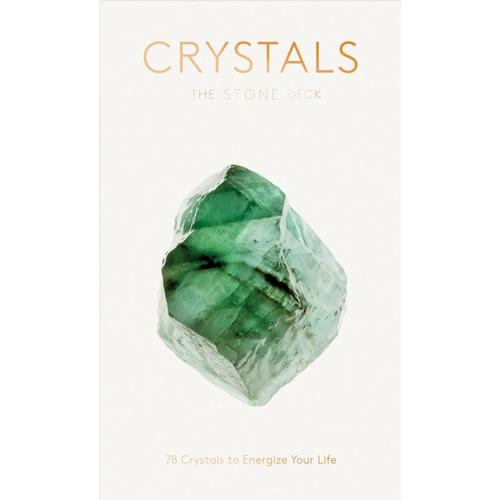 The Stone Crystals Deck by Andrew Smart .