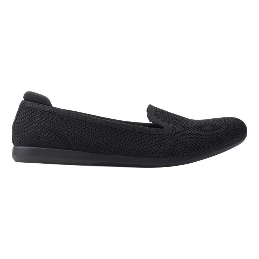Clarks Women's Carly Dream Shoes BLACK