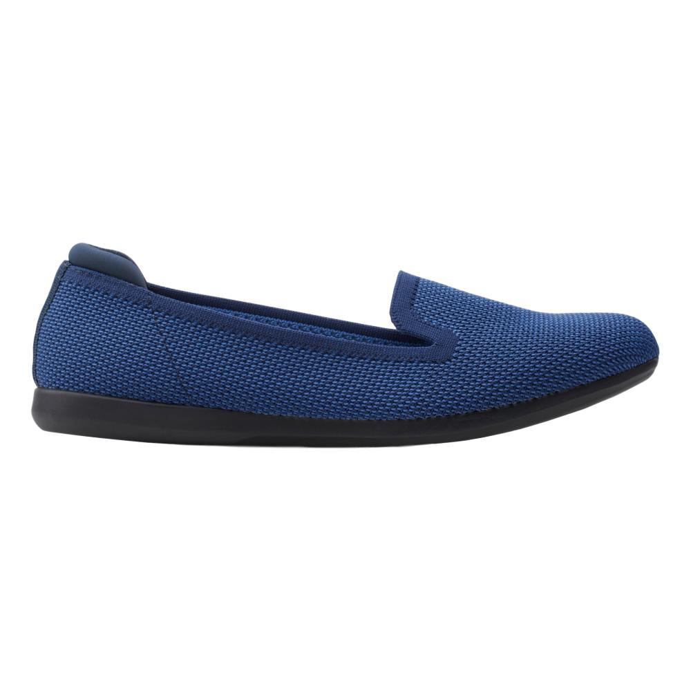 Clarks Women's Carly Dream Shoes NAVY