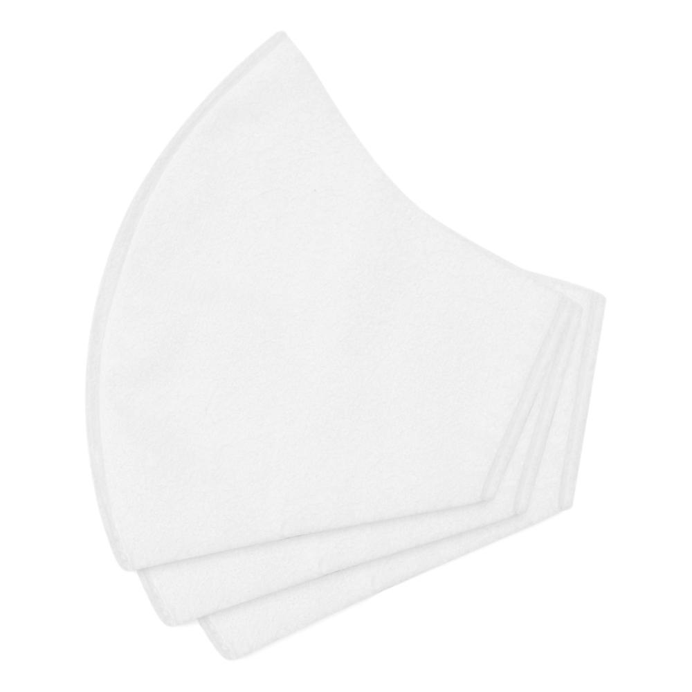 Outdoor Research Essential Face Mask Filter 3 Pack WHITE