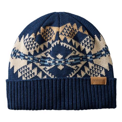 Pendleton Knit Hat Navy_54700