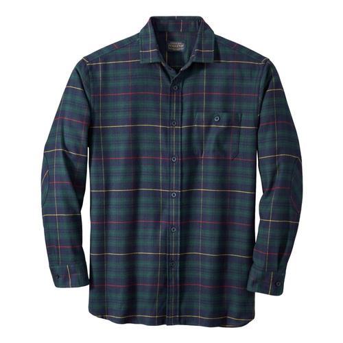 Pendleton Men's Cascade Flannel Shirt Green_61517