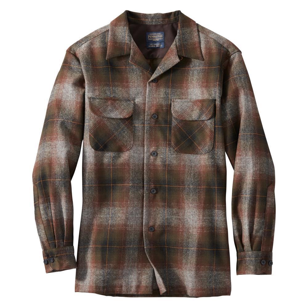 Pendleton Men's Board Shirt GREY_32315