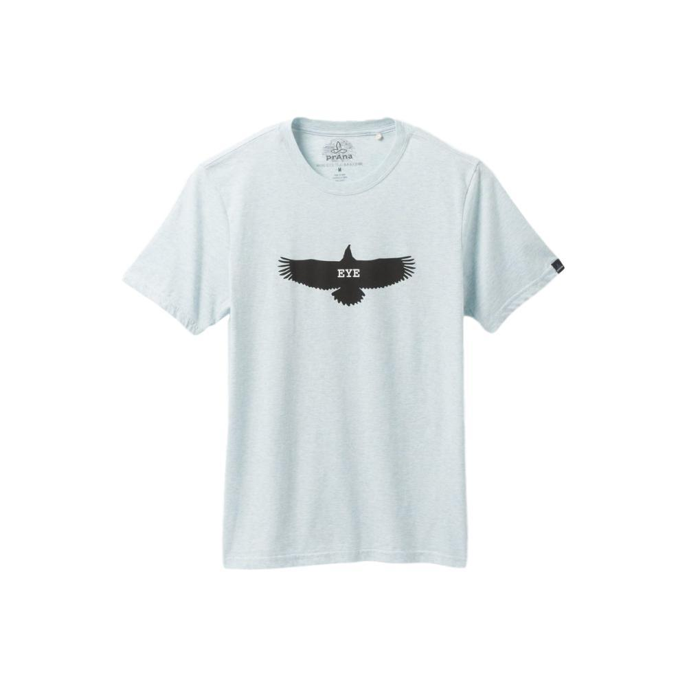 prAna Eagle Eye Journeyman T-Shirt ICEBLUEH