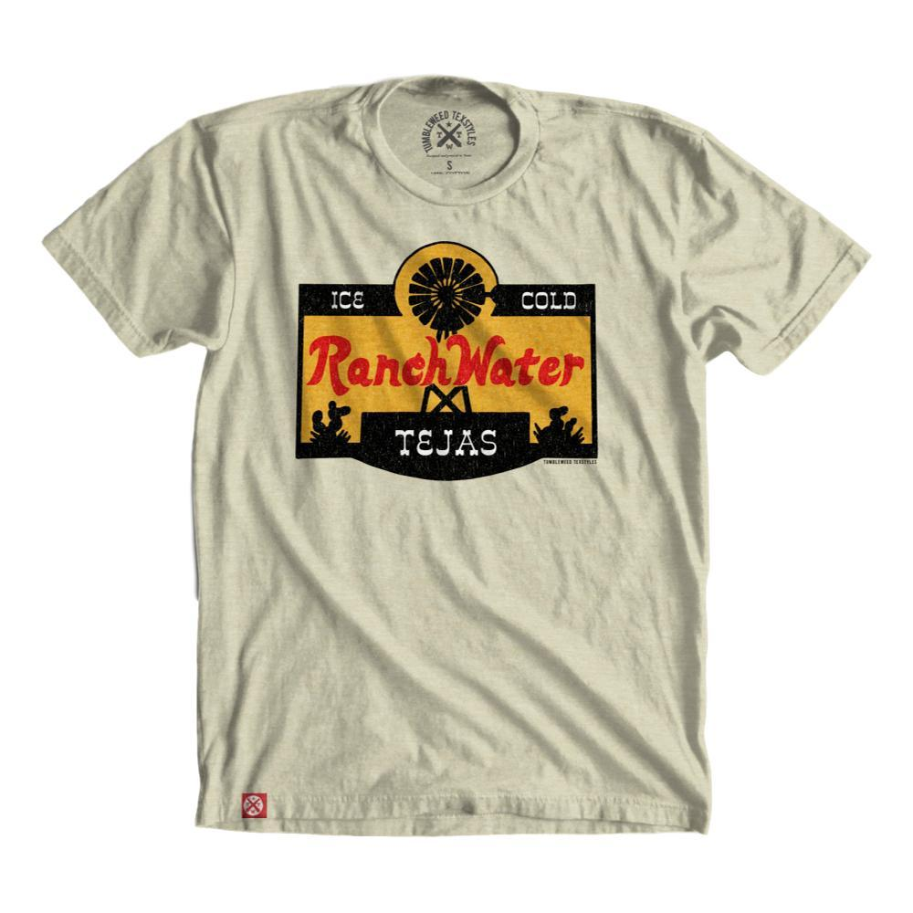 Tumbleweed Texstyles Unisex Ranch Water Label T-Shirt NATURAL