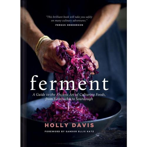 Ferment: A Guide to the Ancient Art of Culturing Foods by Holly Davis