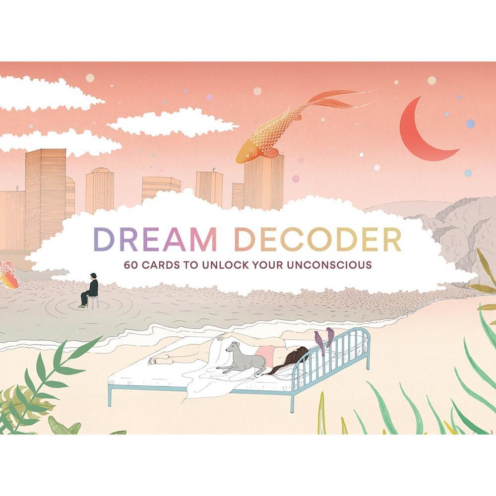 Dream Decoder : 60 Cards To Unlock Your Unconscious By Theresa Cheung