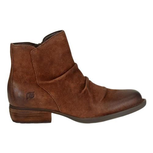 Born Women's Falco Boots Rust.Ds