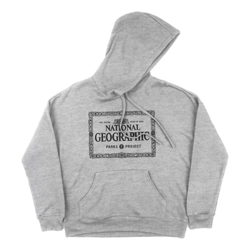 Parks Project Unisex National Geographic Legacy Hoodie HTHGREY