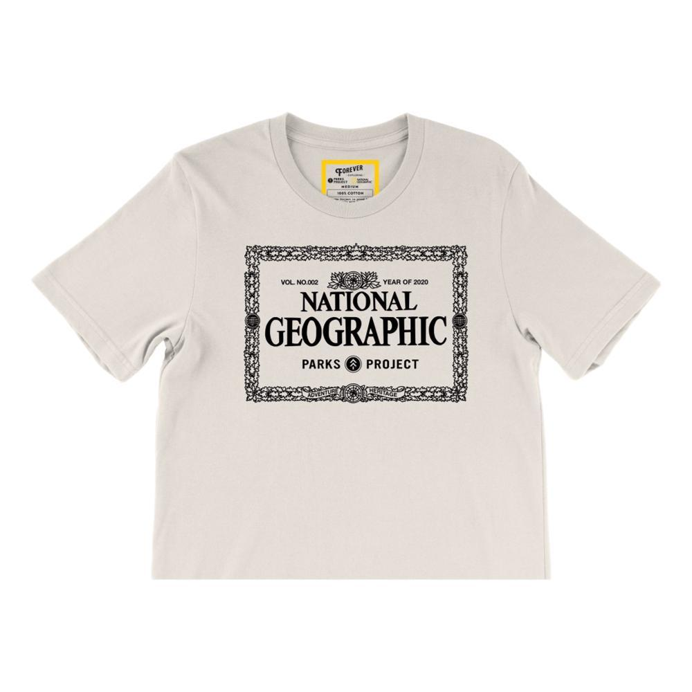 National Geographic x Parks Project Women's Legacy Border Tee VINTGWHITE